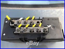 00 01 02 03 04 05 06 Mercedes S500 S600 S55 Central Door Locking Vacuum Pump Oem