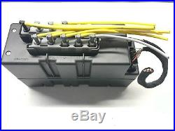 00 01 02 03 04 05 06 Mercedes W220 Door Lock Vacuum Pump S430 S500 S55 Cl500