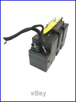 00-06 Mercedes W220 S600 S500 S430 Central Door Lock Vacuum Pump 2208000248