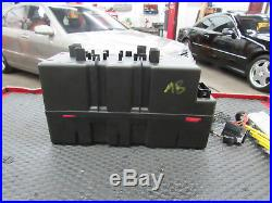 00-06 Mercedes W220 S-class Central Locking Vacuum Pump Unit 2208000848 Tested