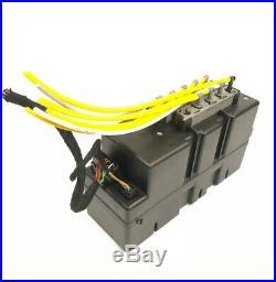 00-06 Mercedes W220 W215 S CL CLass Vacuum Pump Central Locking Door 2208000748