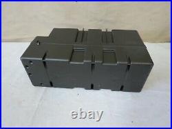00-06 Mercedes w220 w215 S CL Central Door Lock Vacuum Pump Bosch 2208001248
