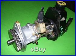 00 Dodge Ram Cummins turbo diesel VACUUM PUMP power steering 5.9L