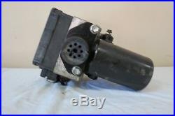 06-08 Lexus RX400H Highlander Hybrid AntiLock Brake ABS Hydraulic Pump Control