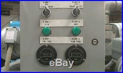 10HP Rietschle Duplex Vacuum Pump
