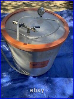 10 Gallon Vacuum Tank Chamber Resin Mold Making
