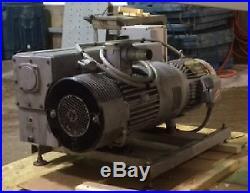 10 HP Busch Vacuum Pump RA0255. D5H6.1001