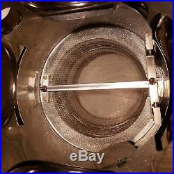 10 Inch 16-port UHV Vacuum Chamber