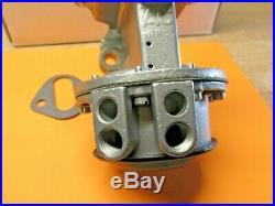 1957 1958 Pontiac 347 370 V8 Double Action Fuel Pump Rebuilt With Modern Parts