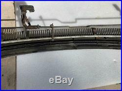 1968-69-70-71-72 Corvette WINDSHIELD WIPER DOOR LINKAGE TRIM GRILLE MECHANISM