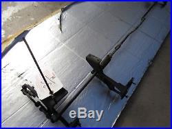 1968-72 Corvette WINDSHIELD WIPER DOOR LINKAGE actuator TRIM GRILLE MECHANISM 3C