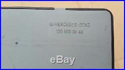 1990 1998 Mercedes Benz R129 SL 320, SL 500 VACUUM DOOR LOCK PUMP 1298000648