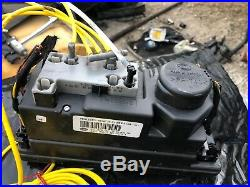 1999-01 Mercedes-Benz W210 W202 CLK430 W208 E320 E430 C43 E55 vacuum pump + hose