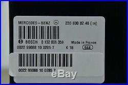 2000-2006 Mercedes Benz S430 S500 S600 Central Locking Door Vacuum Pump OEM