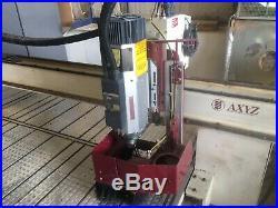 2007 AXYZ 6010ATC CNC Router with Becker Vacuum Pump