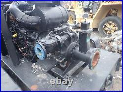 2010 Cornell 3HC-6068 6 Water Pump 2 AVAIL! Booster High Head Vacuum Pressure