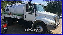 2010 International Septic Sewer Pump Pumper Vacuum Tank Truck 182,000 Miles
