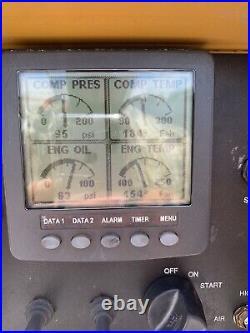 2011 Vermeer LP555DT Vacuum Trailer Vac Tron Hydro Vac Pump 147 Hours