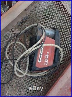 2012 HILTI DD-200 Core Drill and DD VP-U Vacuum Pump RTR#8043092-02