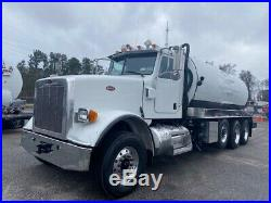 2012 peterbilt 367 Cummins 525hp, 18spd, 4650 gal vacuum truck, masport pump