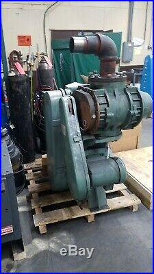 212h-11 Stokes Pump This And Stokes 607-2 Blower Package Great Condition