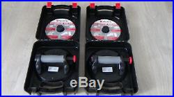 2X WURTH VERIBOR SUCTION LIFTER Vacuum lifter vacuum pump and vacuum indicator