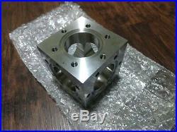 2.75 Cf Conflat Cube Hv Uhv vacuum