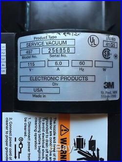 3M 497 Service Vacuum (for electronics) T18793