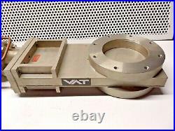 6.5 VAT High Vacuum Pneumatic Gate Valve