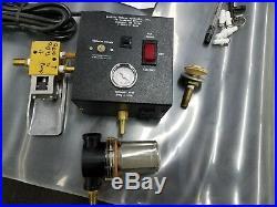 8' 6 x 52 Vacuum bag withpump, hose, foot control wood pressing press veneer