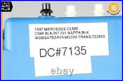 94-99 Mercedes W140 CL500 S600 Coupe Door Soft Close Lock Vacuum Pump 1408001848