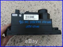 98-04 Mercedes Benz SLK230 SLK320 R170 Door Locking Vacuum Pump 1708000348