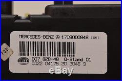 98-08 R170 MB Slk230 Slk320 Slk32 & Crossfire Door Lock Vacuum Pump 1708000848