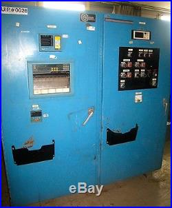 ABAR 1000°C Vacuum Furnace with Controls, Quench System, Pump Pkg, 4 Cu Ft Zone