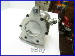 AC-VP3-CM Aerospace Components Vacuum Pump 3 Vane Pump with V-Belt Pulley