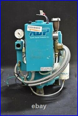 ADP Apollo AVB10SR Dental Vacuum Pump System Operatory Suction Unit 115V/220V