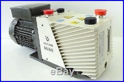 AGILENT DS 602 Vakuumpumpe Vacuum pump Hochvakuum Pumpe 1 0,75kW 30m³/h 540l/m