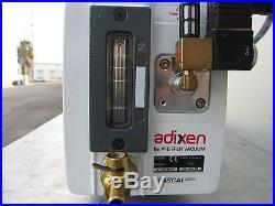 ALCATEL/ADIXEN 2021i VACUUM PUMP, 14 CFM, TESTED TO 8 MICRONS LAB, INDUSTRIAL