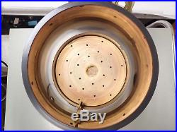 ANATECH HUMMER XP SPUTTER COATER with GOLD TARGET & LEYBOLD D2A VACUUM PUMP