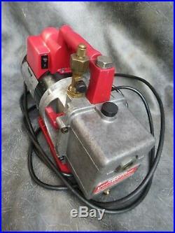 A Good Working Robinair Vacumaster High Performance Vacuum Pump