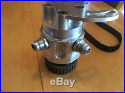 Aerospace Components Vacuum Pump with Bracket and Blower pulley