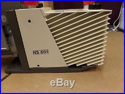 Agilent Technologies 849-9365R001 VARIAN HS 602 VACUUM PUMP Rotary Vane Pump