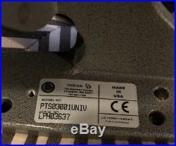 Agilent Varian Pts03001univ Triscroll 300 Dry Scroll Vacuum Pump 3/4 HP