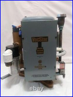 Air Techniques VacStar 55309 Dental Vacuum Pump System Operatory Suction 1HP