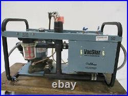 Air Techniques Vacstar 50 Dental Vacuum Pump System Operatory Suction Unit