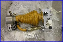 Alcatel Crystal 63 4134 115v Diffusion Pump 115v 450w Nice