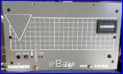 Alcatel Drytel 100 Turbo Drag Dry Oil-Free High Vacuum Pump System (6336)