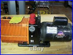 Alcatel Model 2021A Vacuum Pump