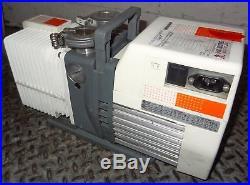 Alcatel Vacuum Pump 115v Single Phase Laboratory Industrial