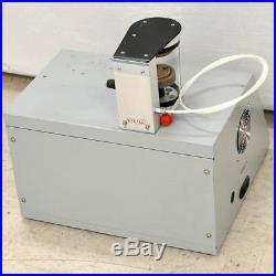 Anatech Hummer 6.2 Sputtering System +Edwards Vacuum Pump Plasma Gold Plate/Etch